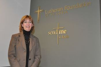 [b]Above:[/b] Ann L. Vasquez, President and Chief Executive Officer of the Lutheran Foundation of St. Louis. The Foundation is one of ARCHS' public, private and faith-based funding partners.
